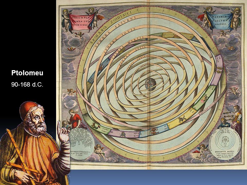 Geocentrismo Geo = Terra A Terra está no centro do Universo, e o sol e todos os outros planetas giram à sua volta.