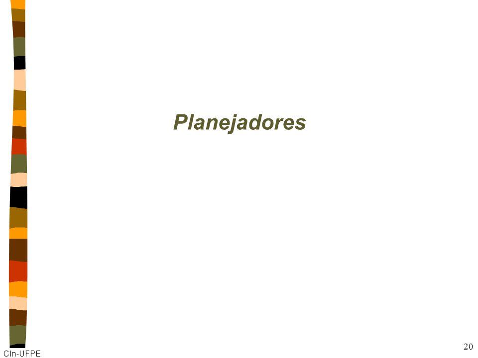 CIn-UFPE 20 Planejadores