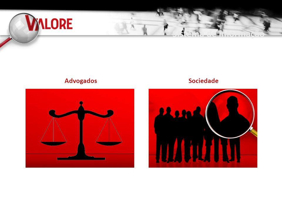 Sistema de informação SociedadeAdvogados