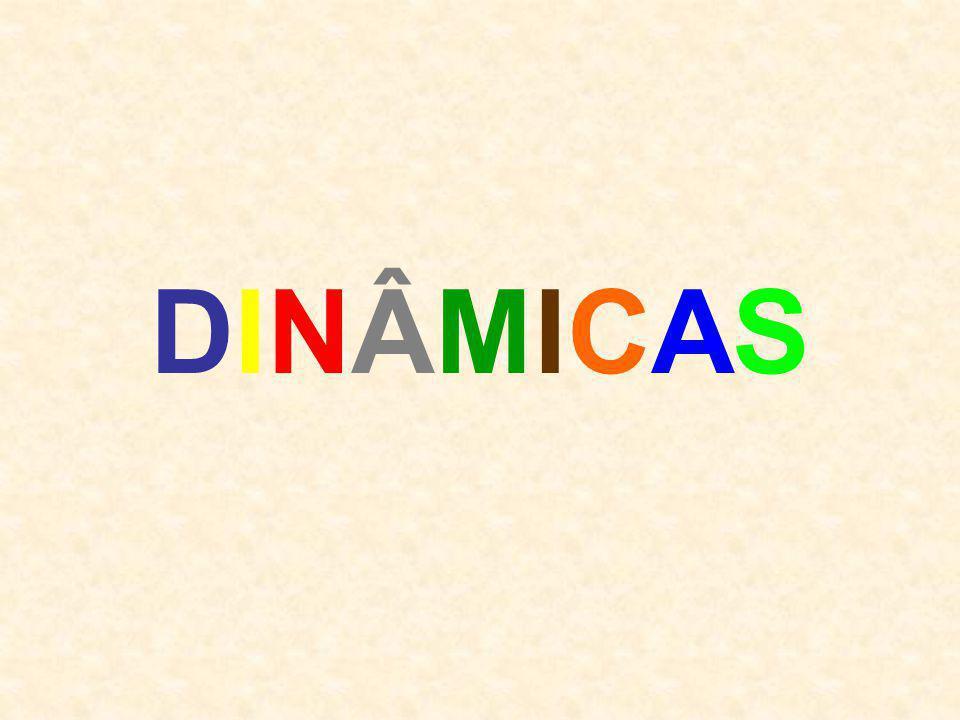 DINÂMICAS
