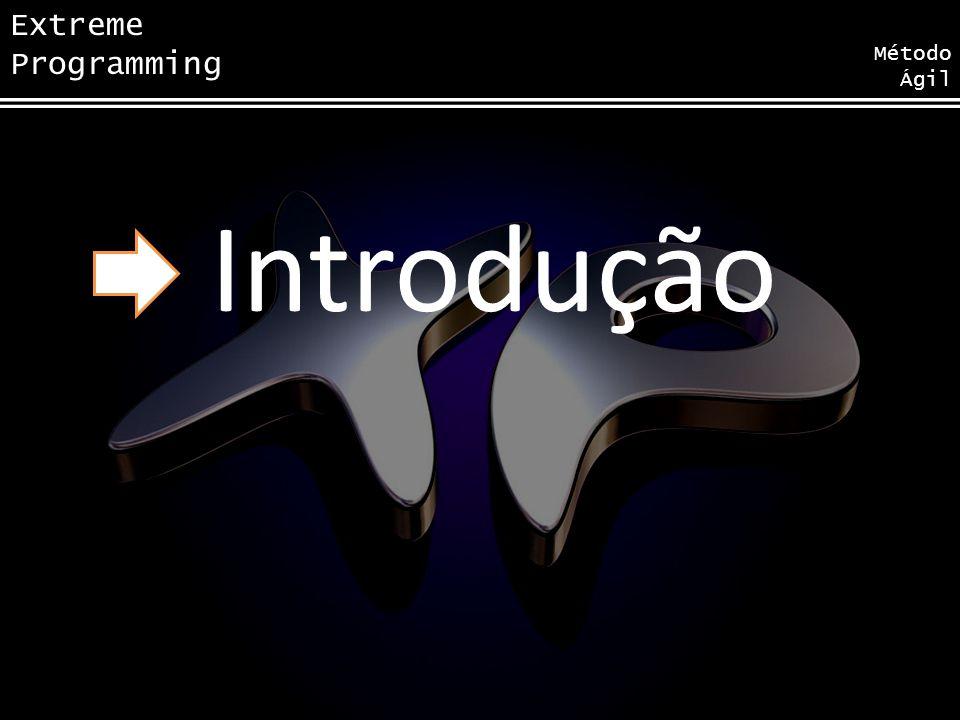 Extreme Programming Método Ágil Introdução