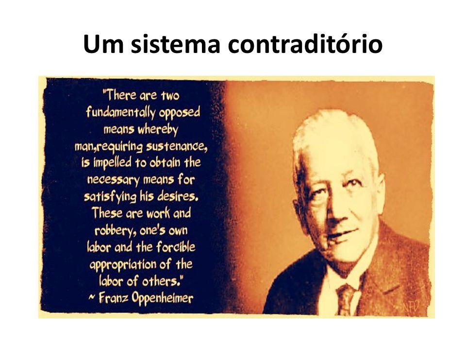 Um sistema contraditório