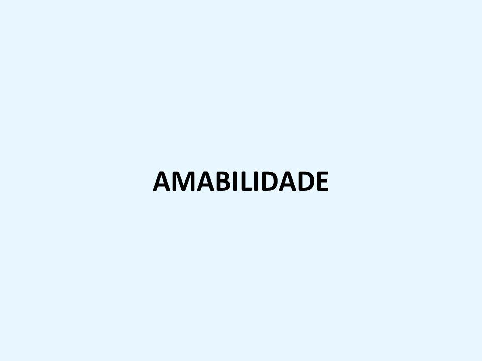 AMABILIDADE