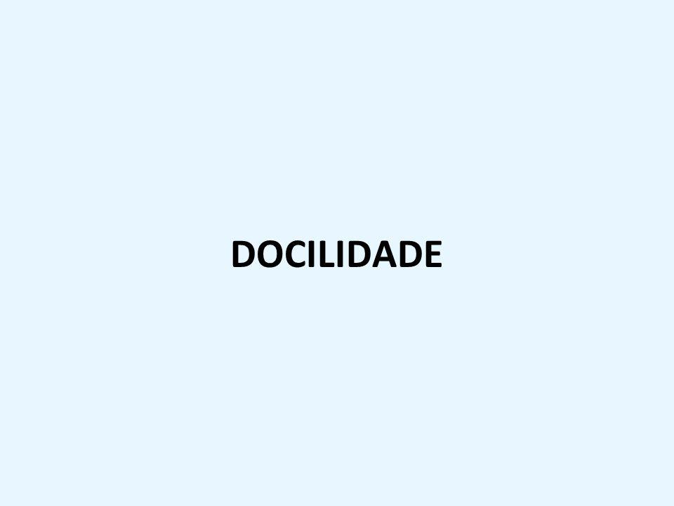 DOCILIDADE