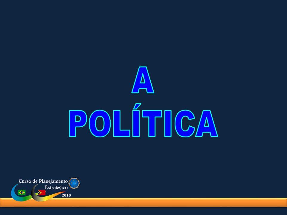 POLÍTICAS DE ESTADO E DE GOVERNO POLÍTICA DE DEFESA POLÍTICAS DE DESENVOLVIMENTO SETORIAIS REGIONAIS ESPECÍFICAS