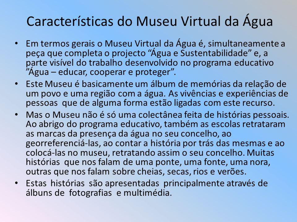 Informação sobre o Museu, instituições e pessoas ligadas a este projecto