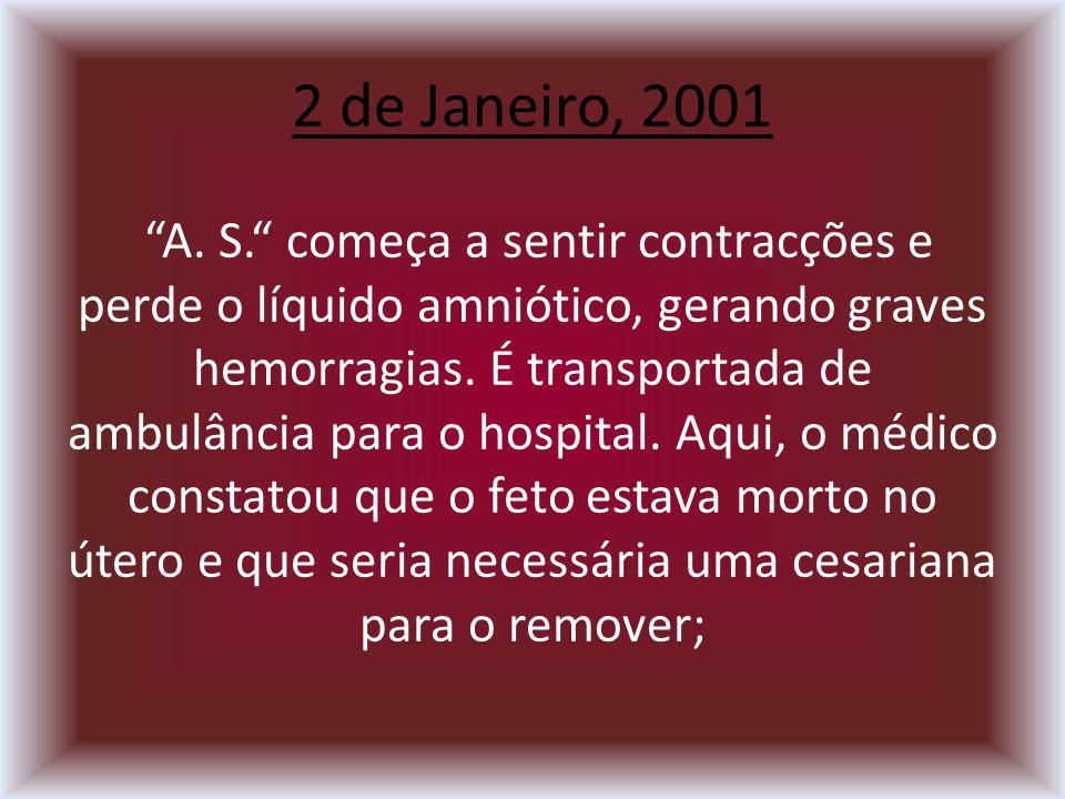 2 de Janeiro, 2001 A. S.