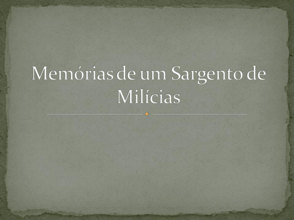 Nasceu no Rio de Janeiro em 1831 Filho de portugueses, Antonio de Almeida e Josefina Maria de Almeida Se formou em medicina mas não exerceu a profissão de médico Passou a escrever no Correio Mercantil por volta de 1852