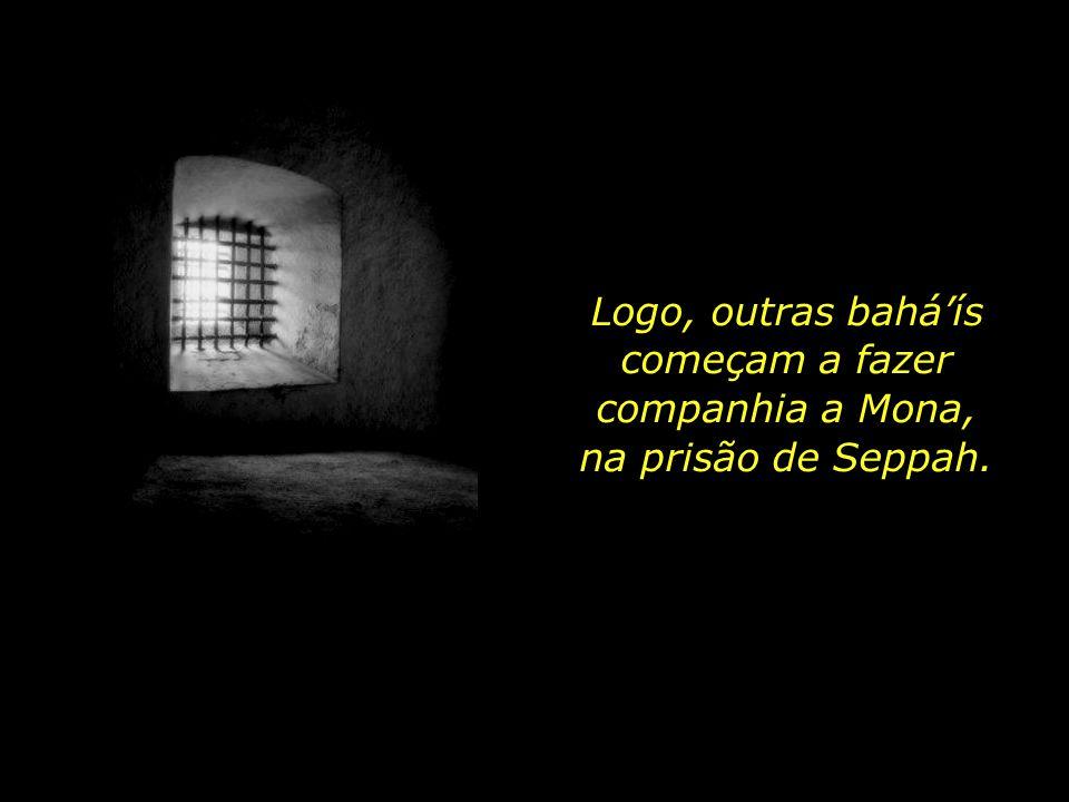 No decorrer dos próximos dias, centenas de outros seguidores da Fé Baháí, por todo o país, também são presos em circunstâncias parecidas.