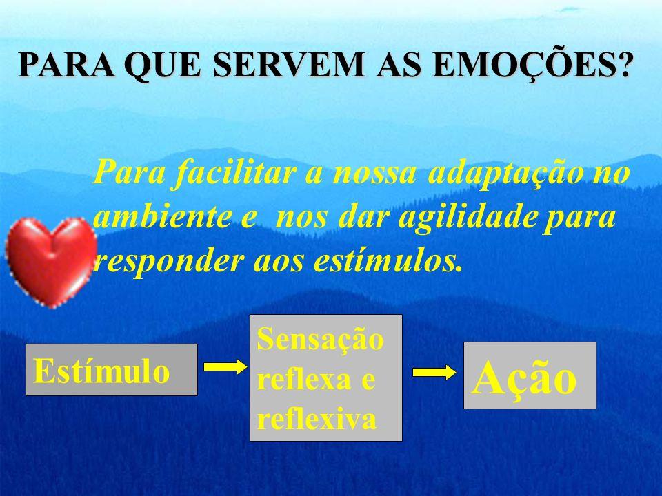 Coração da Paz www.pazcury.com.br – (31) 9301.0950 78 EMOÇÃO SIGNIFICA Do latim movere movimento + Prefixo e Para fora O QUE SÃO AS EMOÇÕES.