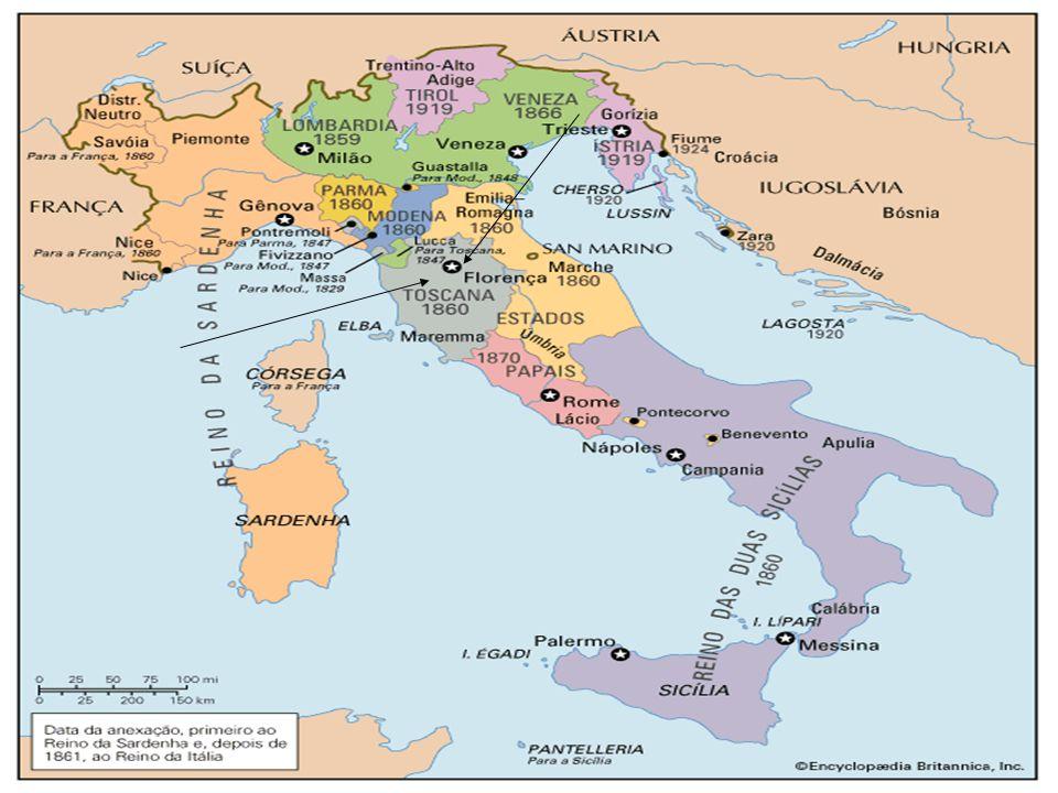 Maquiavel se preocupa com a instabilidade política que a Itália vivia.