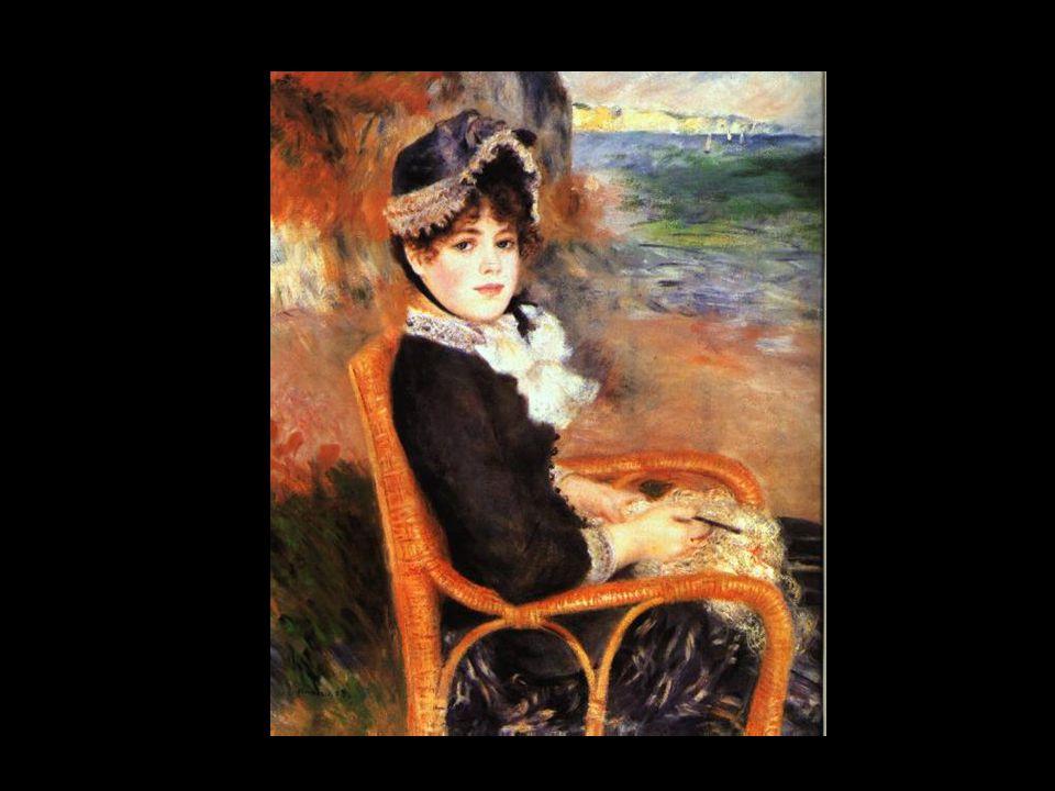 DESENHO Renoir pintou mais de 3 mil quadros que hoje enfeitam museus e galerias, além de residências no mundo inteiro.
