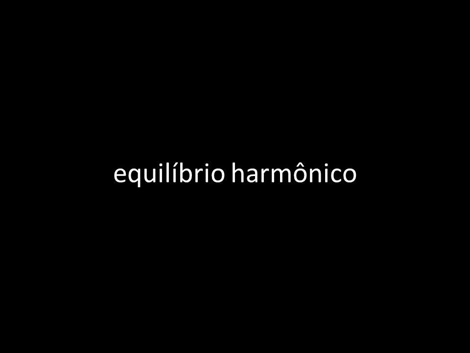 equilíbrio harmônico