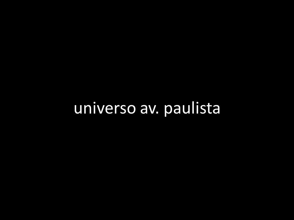 universo av. paulista