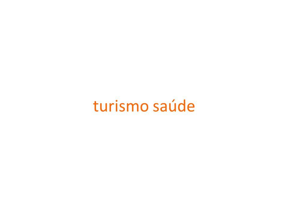 turismo saúde