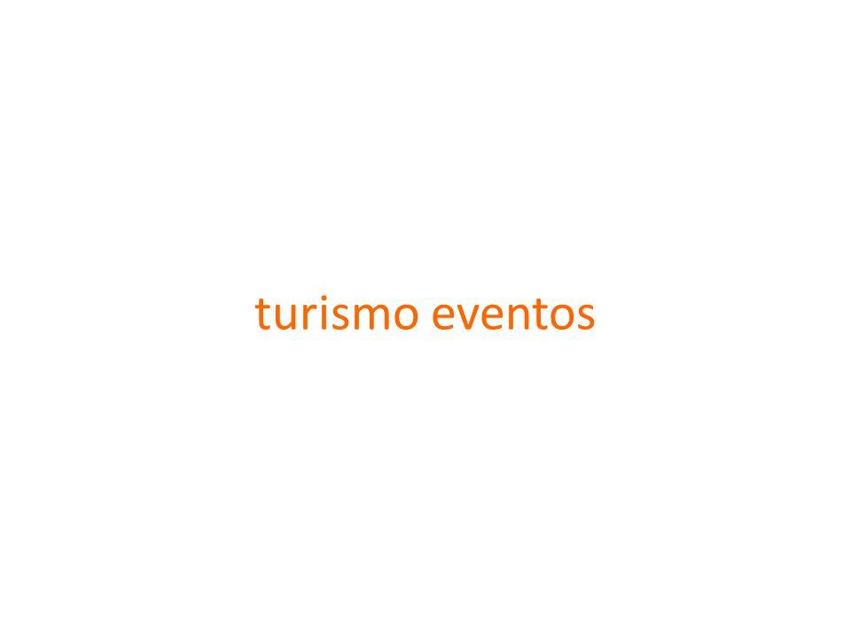 turismo eventos