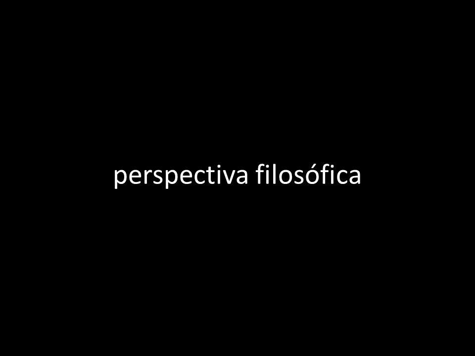 perspectiva filosófica