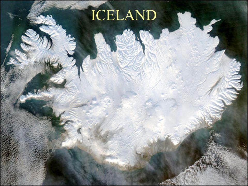 France Iceland Italy ContinentalPlatform England ÁFRICA Already night time here.