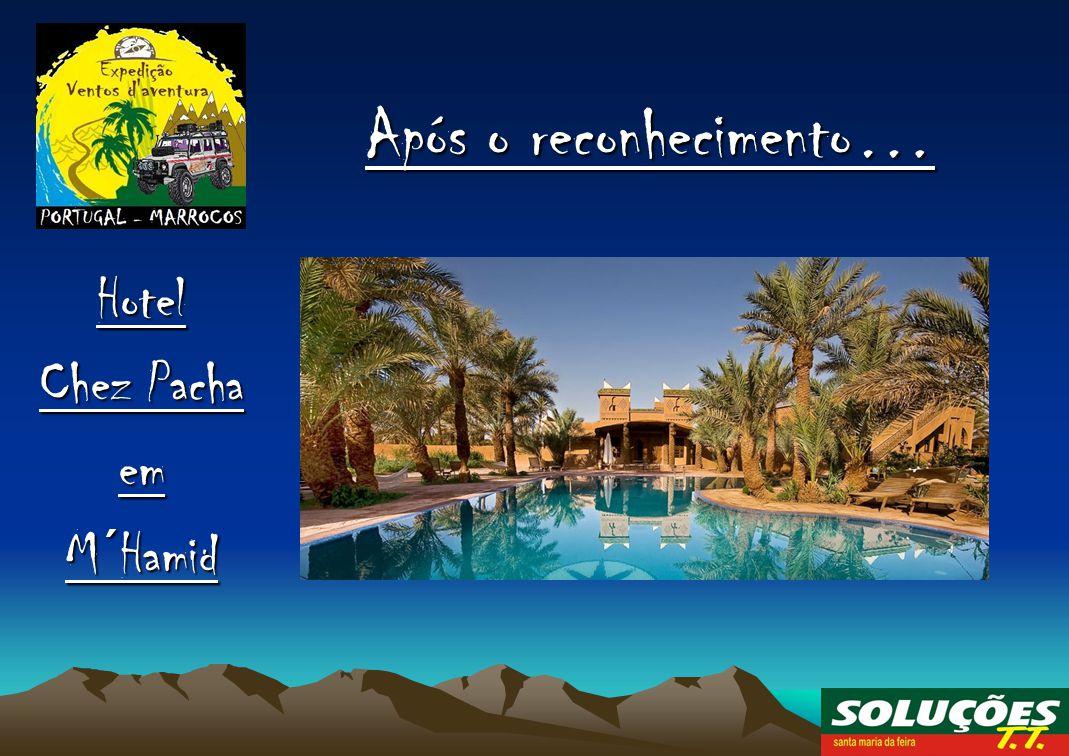 Hotel Chez Pacha emM´Hamid