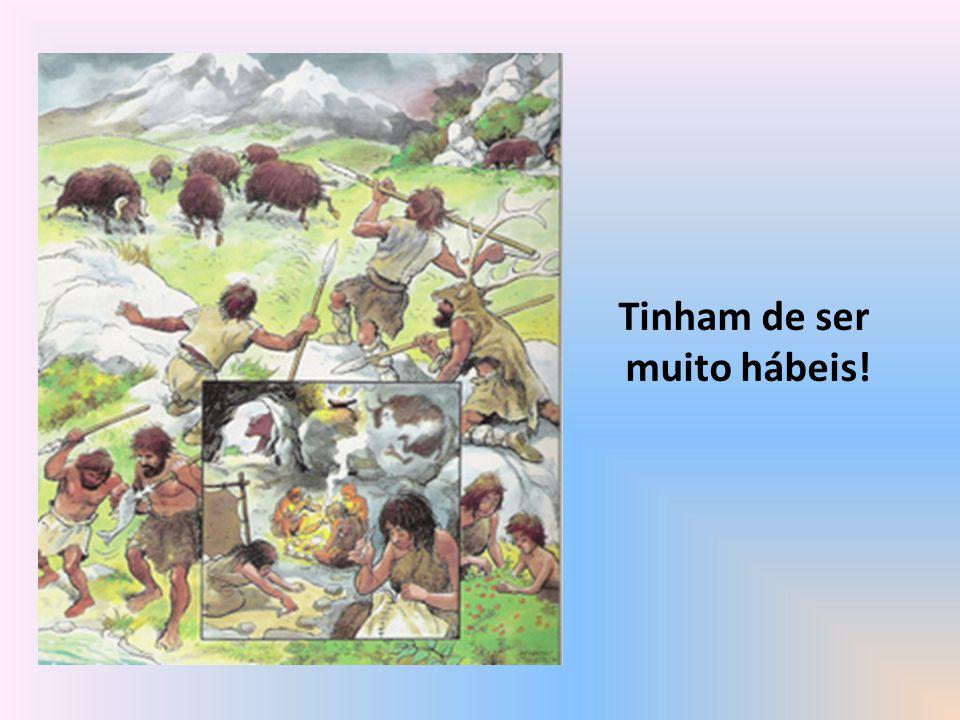 Desconhece-se o significado das pinturas mas, possívelmente, faziam-nas para trazer sorte às caçadas e abundância de alimentos.