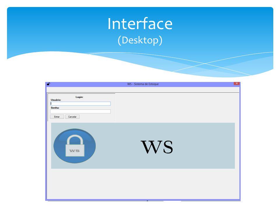 Interface (WebApp)