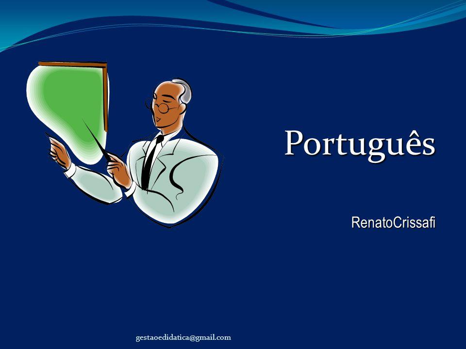 Conteúdo Substantivos (singular e plural) Grau do substantivo Artigo gestaoedidatica@gmail.com