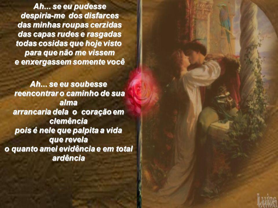 Se eu pudesse e soubesse Sandra Lúcia Ceccon Perazzo Ah... se eu pudesse voltaria no tempo do nunca mais para enfeitar com o brilho das estrelas o lua