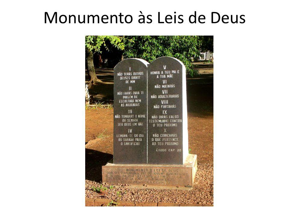Monumento às Leis de Deus