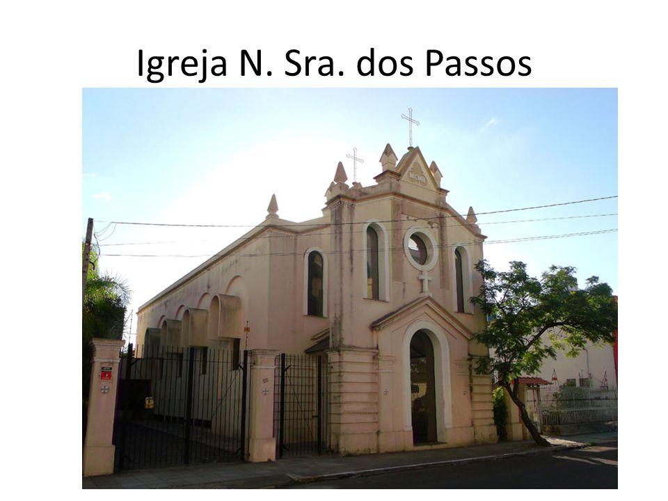 Igreja N. Sra. dos Passos