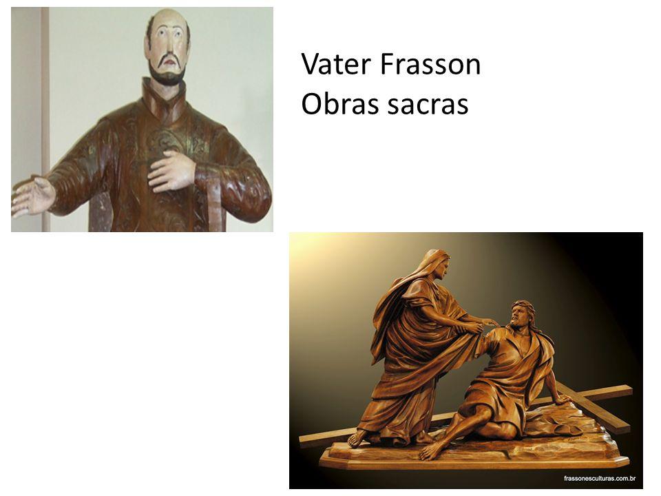 Vater Frasson Obras sacras