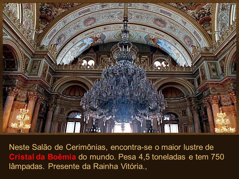 Passou os últimos dias, sob tratamento médico, neste palácio, onde morreu a 10 de novembro de 1838.