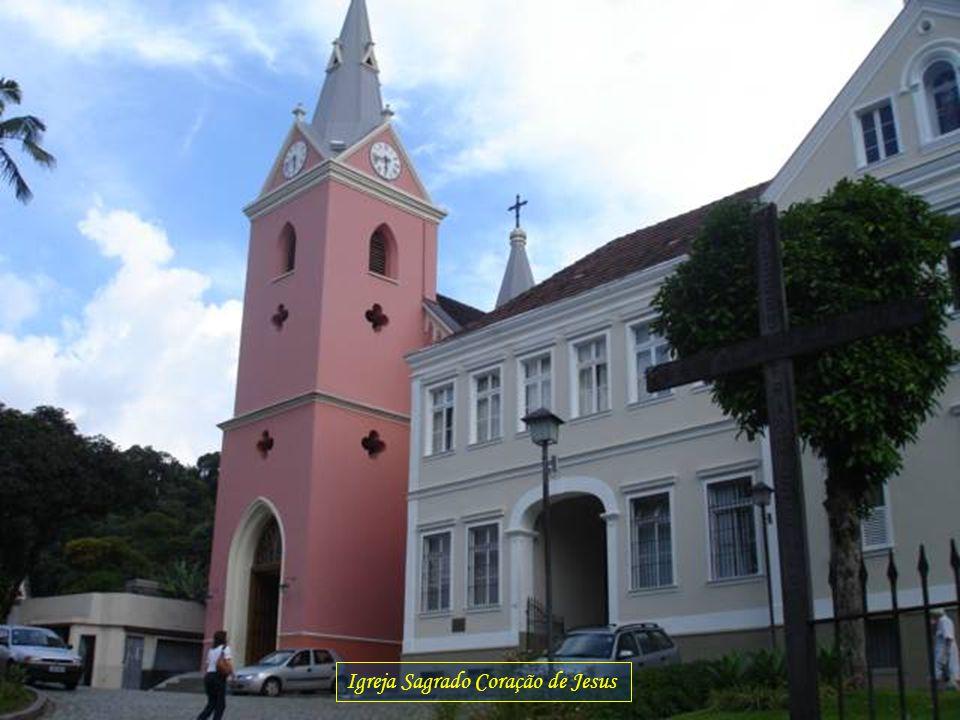 Catedral, São Pedro de Alcântara