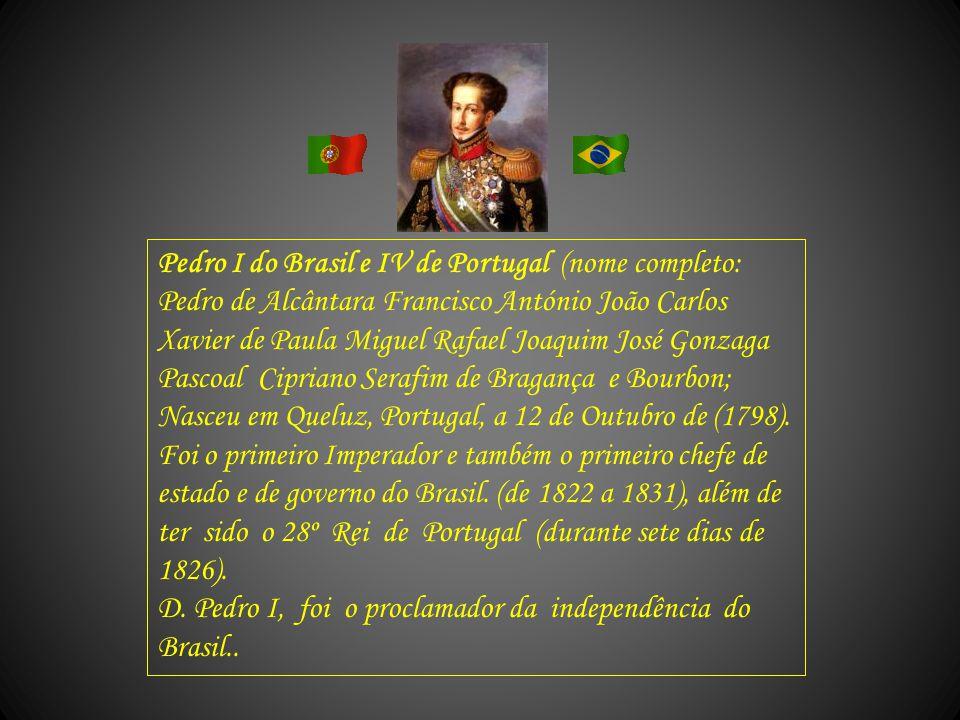 A história da cidade começa a configurar-se mais propriamente em 1822, quando D. Pedro I a caminho de Minas Gerais, mais precisamente pelo caminho nov