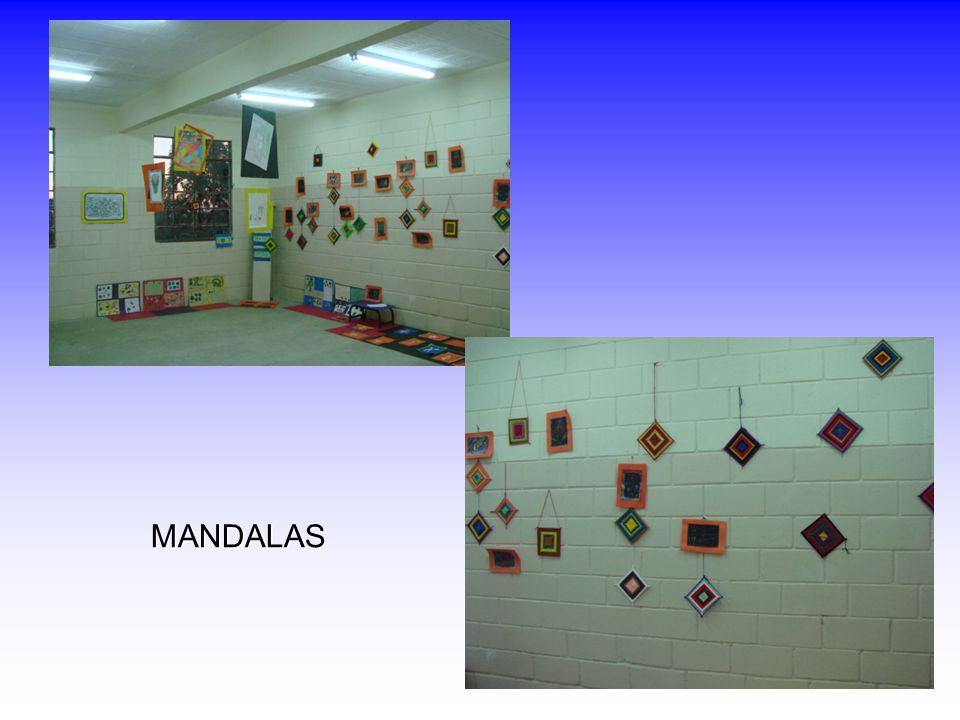 6 MANDALAS