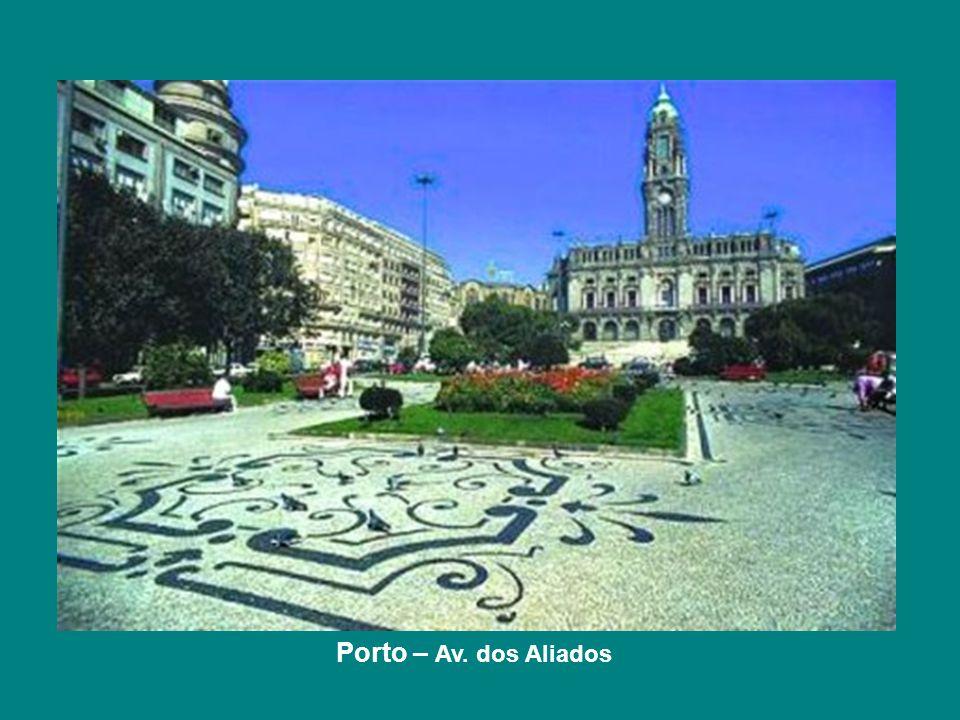Porto – Av. dos Aliados