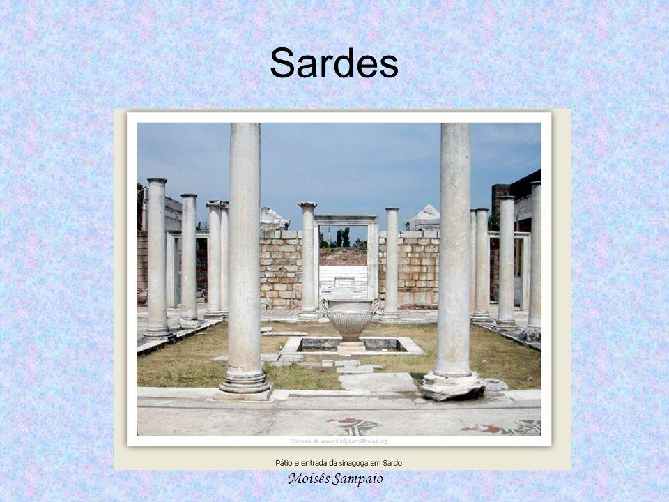 Sardes Moisés Sampaio