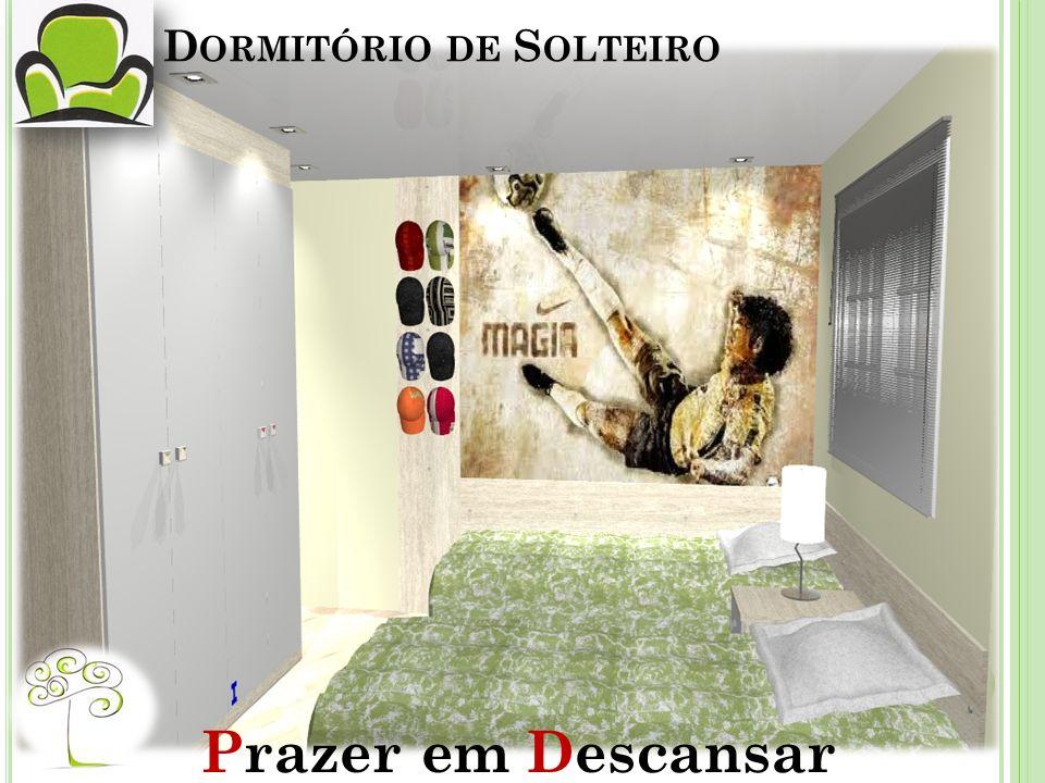 D ORMITÓRIO DE S OLTEIRO Prazer em Descansar