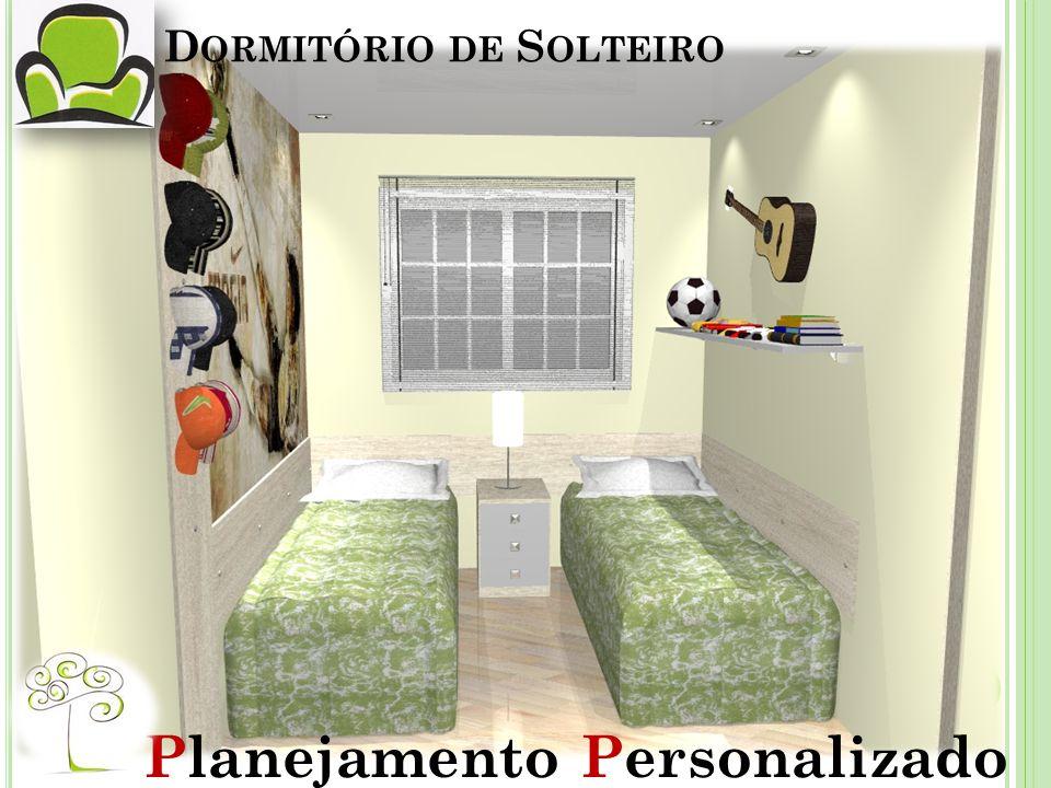 D ORMITÓRIO DE S OLTEIRO Planejamento Personalizado