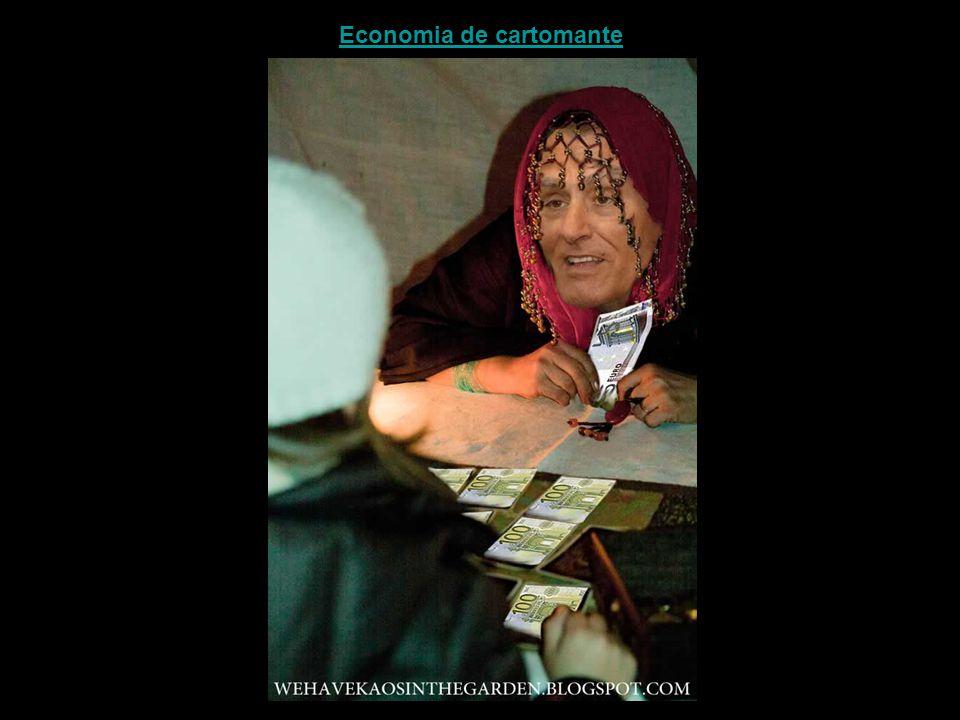 Economia de cartomante