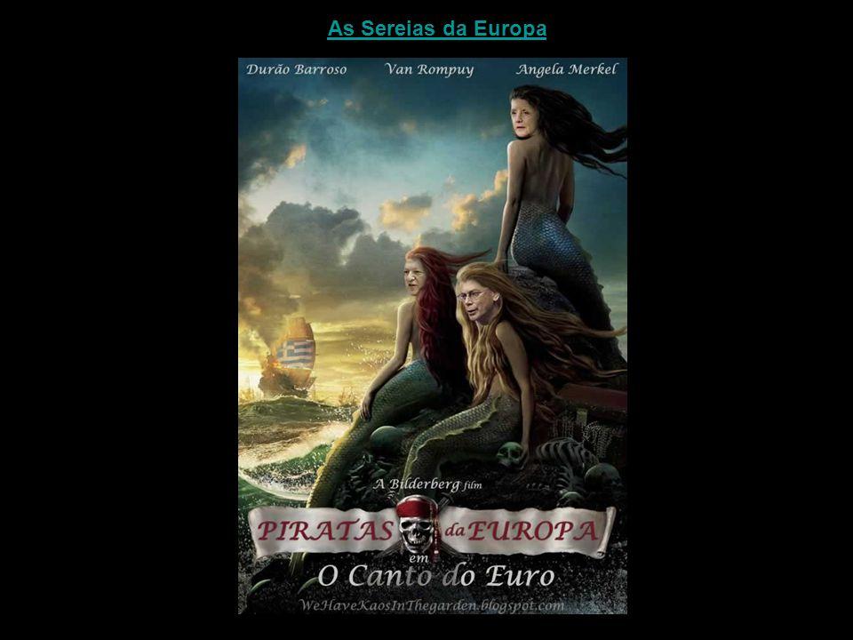 As Sereias da Europa