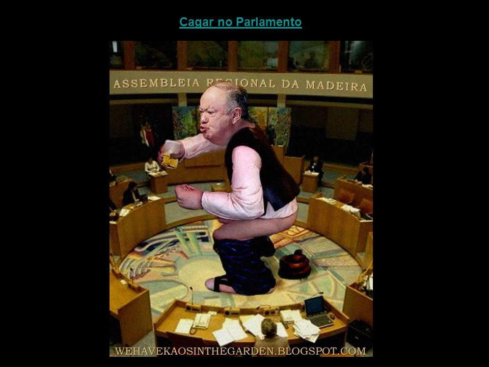 Cagar no Parlamento