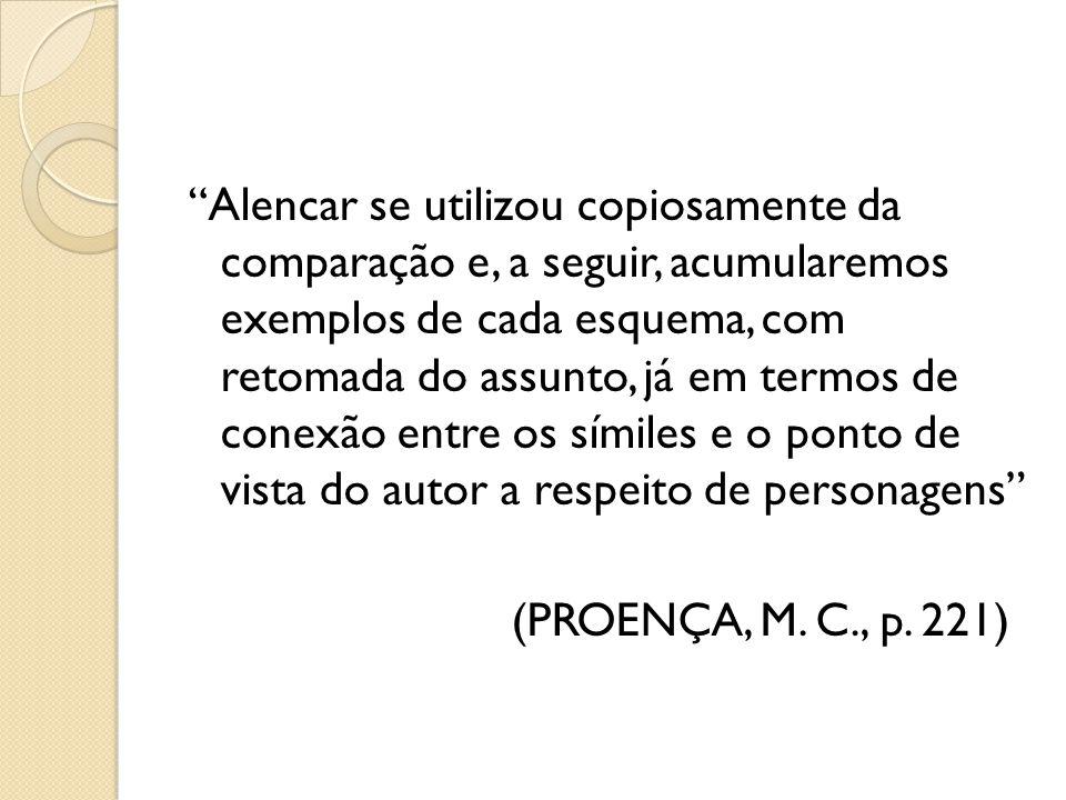 Referências PROENÇA, M.Cavalcanti. Estudos Literários.