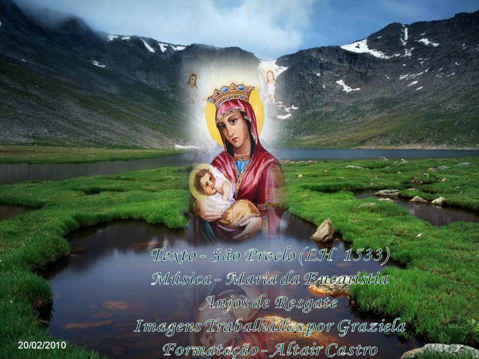 Que sejamos dignos deste Reino pela graça e a misericórdia do Senhor Jesus Cristo.