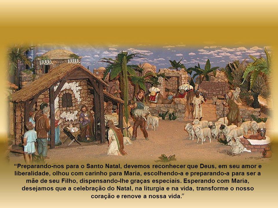 Então, poderia acontecer também a nós o que Tomás de Celano – referindo-se à experiência dos pastores na Noite Santa (cf. Lc 2, 20) – narra a propósit