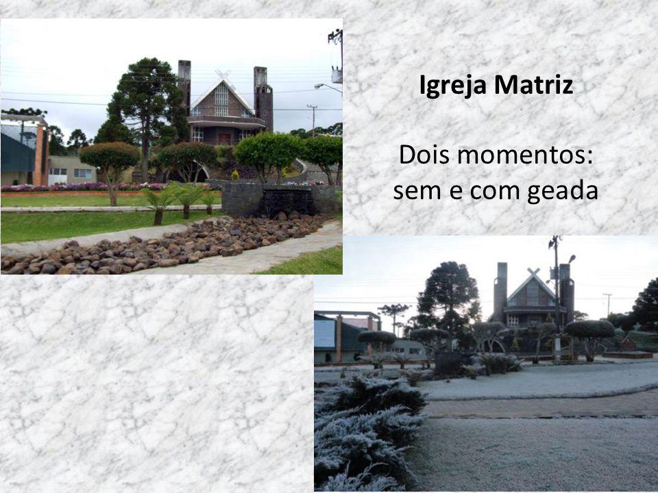 Urupema População: em torno de 2500 habitantes. Extra-oficialmente é considerado o município que atinge as temperaturas mais baixas do Brasil Oficialm