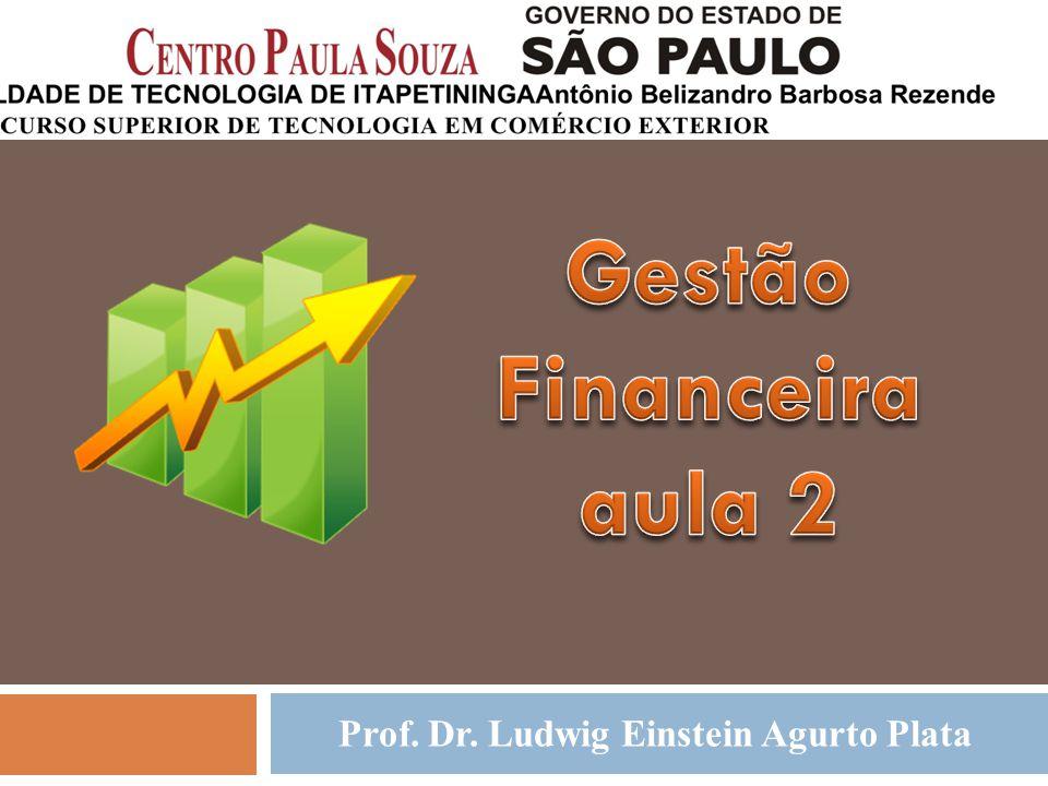 Objetivo da empresa Maximização da riqueza do acionista A riqueza dos acionista em uma S/A é medida pelo preço da ação.