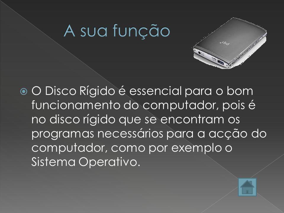 O primeiro disco rígido com o nome de RAMAC (Random Access Method of Accounting and control), foi construído em 1956 pela IBM e lançado em 1957, forma