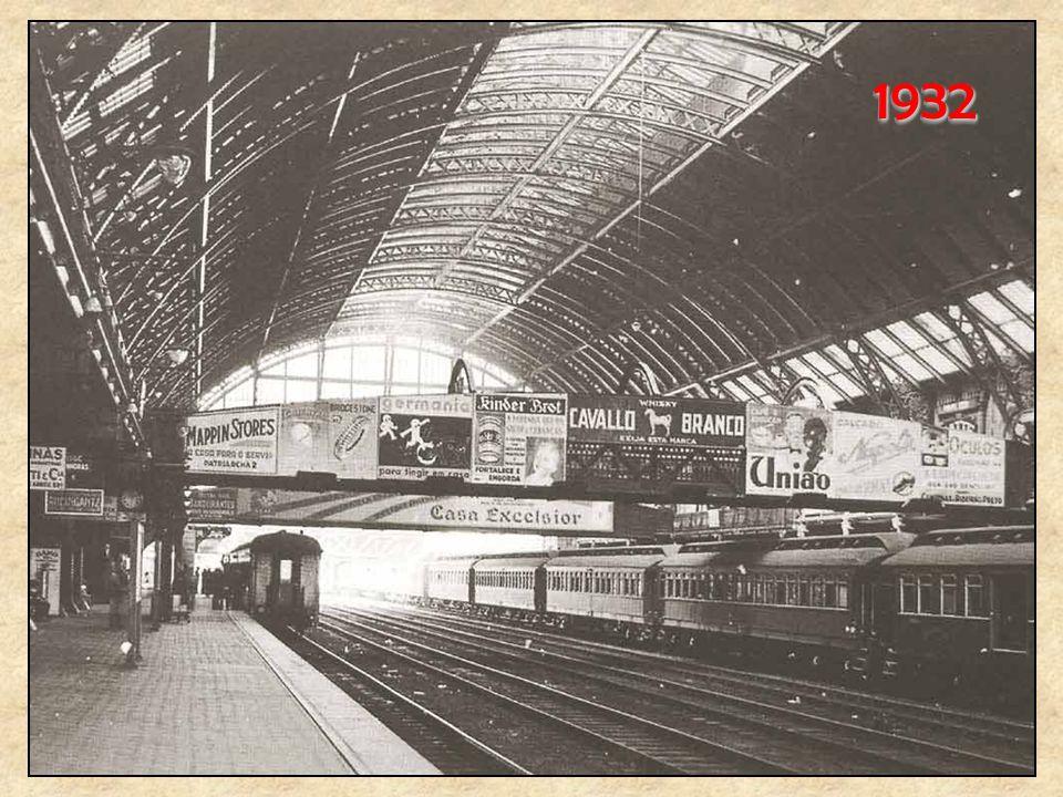 O projeto arquitetônico da Estação da Luz, foi baseado nos projetos da Flinders Street Station, em Melbourne, Austrália