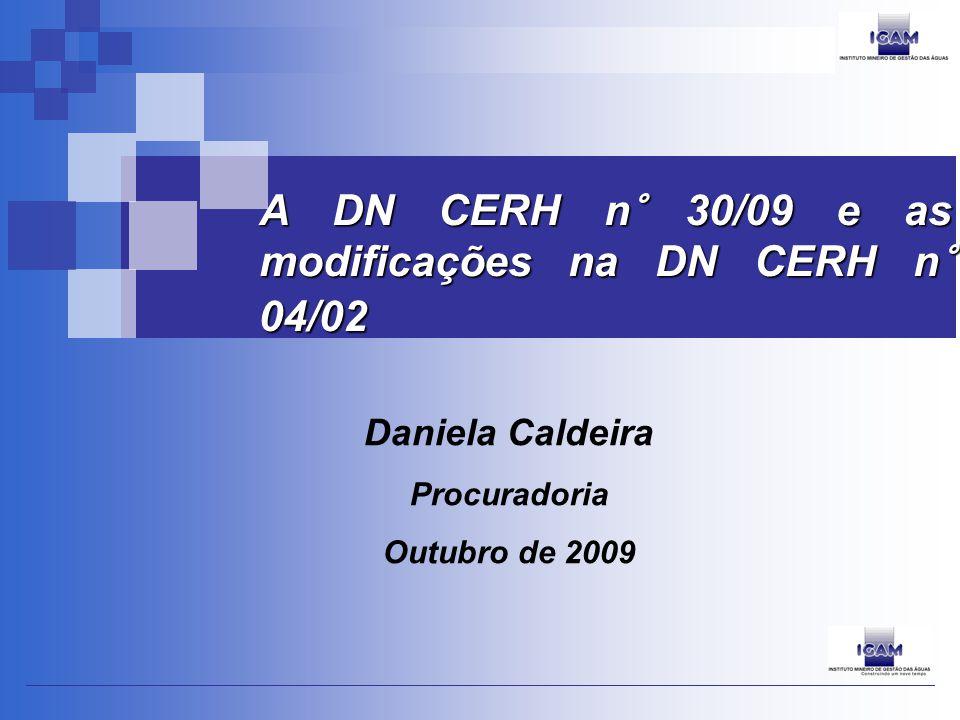S I S T E M A E S T A D U A L D E M E I O A M B I E N T E Deliberação Normativa CERH - MG nº 04, de 18 de fevereiro de 2002 - estabelece diretrizes para a formação e funcionamento de Comitês de Bacia Hidrográfica, e dá outras providências.