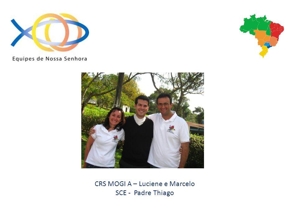 CRS MOGI A – Luciene e Marcelo SCE - Padre Thiago